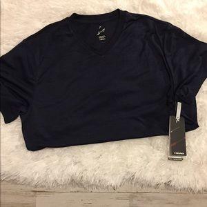 XL Men's Head Brand Dri Fit Shirt